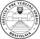 Inštitút pre verejnú správu Bratislava