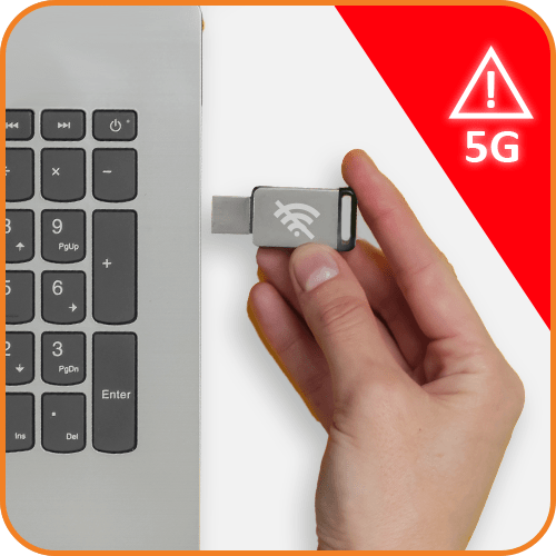 Protection against 5G networks